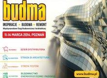 Targi budownictwa i architektury Budma 2014