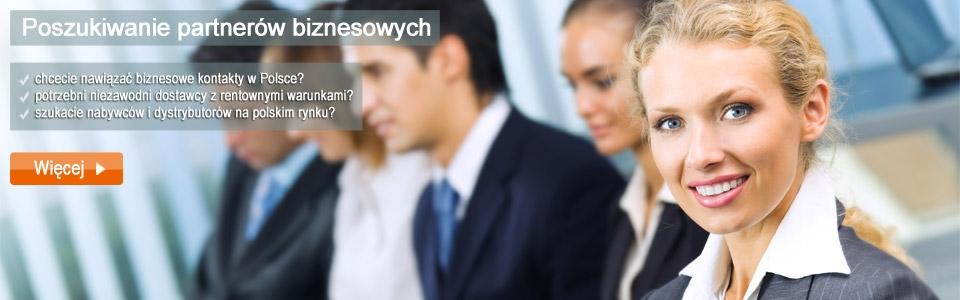 Poszukiwanie partnerów biznesowych w Polsce